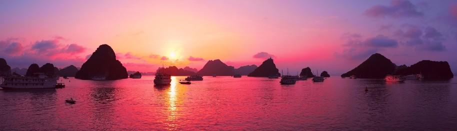 Hory a ostrovy severního Vietnamu (fotografie 6)