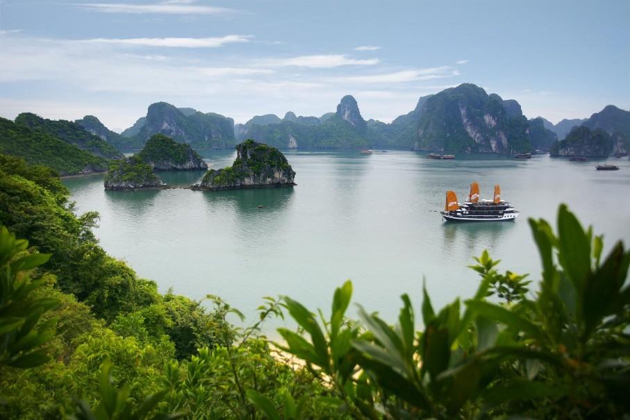 Hory a ostrovy severního Vietnamu (fotografie 9)
