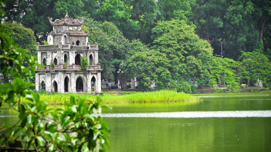 Hory a ostrovy severního Vietnamu (fotografie 11)