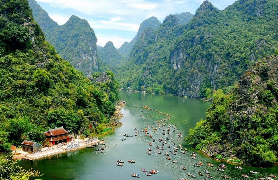 Hory a ostrovy severního Vietnamu (fotografie 13)