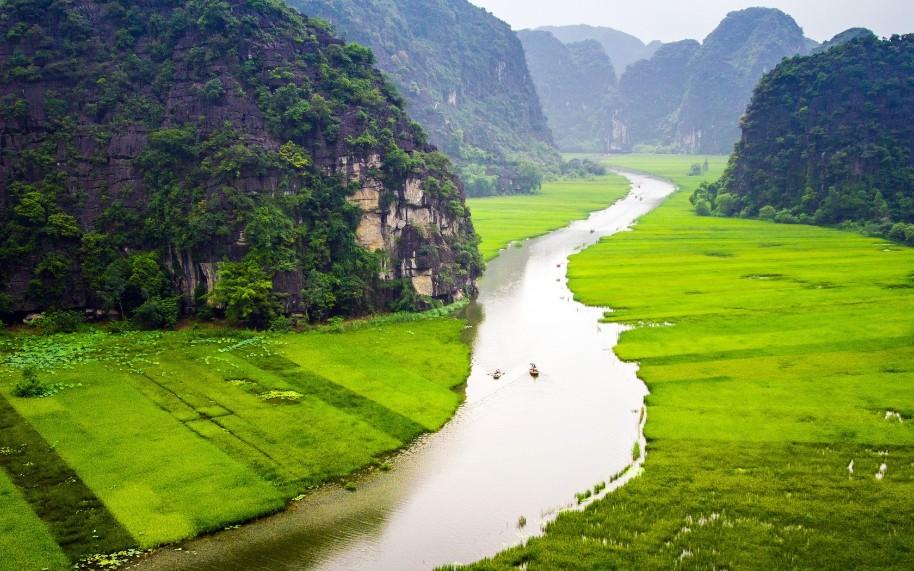 Hory a ostrovy severního Vietnamu (fotografie 14)