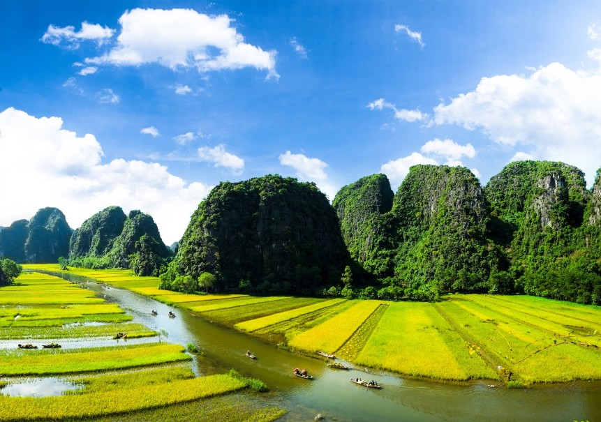 Hory a ostrovy severního Vietnamu (fotografie 16)