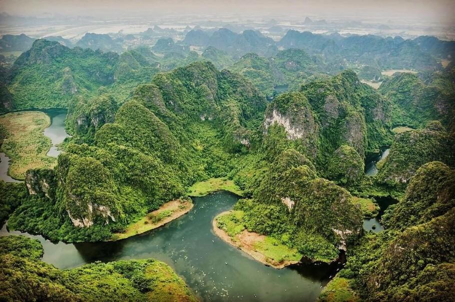 Hory a ostrovy severního Vietnamu (fotografie 17)