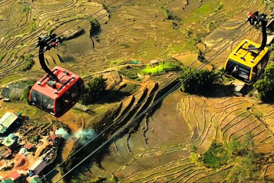 Hory a ostrovy severního Vietnamu (fotografie 20)