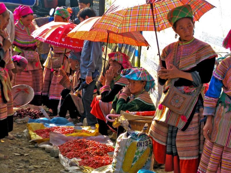 Hory a ostrovy severního Vietnamu (fotografie 21)