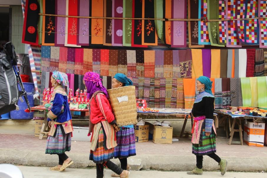 Hory a ostrovy severního Vietnamu (fotografie 22)