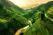 Hory a ostrovy severního Vietnamu (fotografie 23)