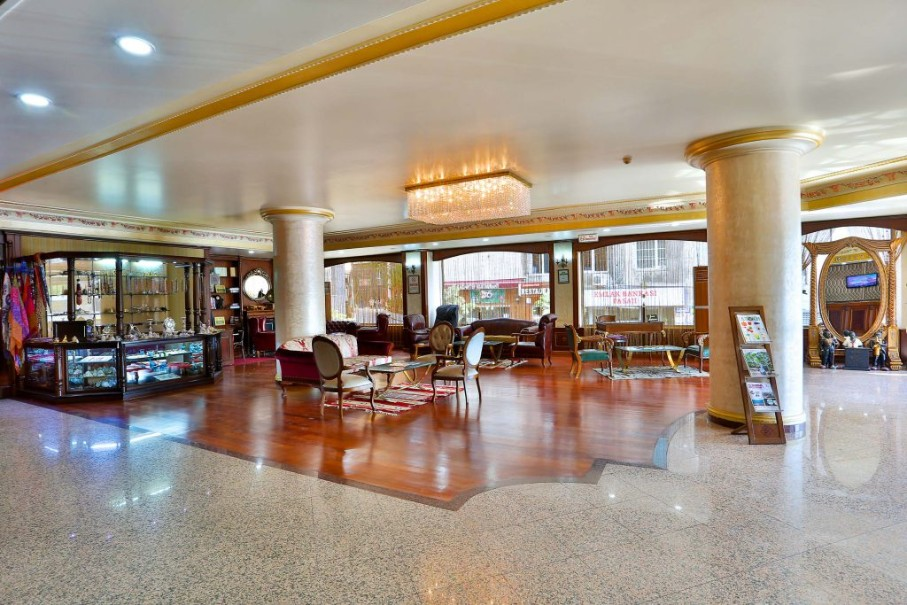 Hotel Bulvar Palas (fotografie 7)