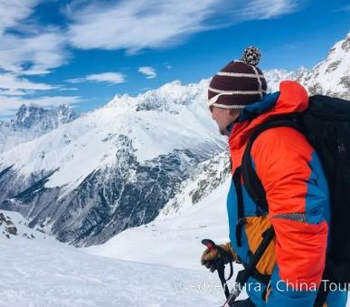Gruzie – lyžování na Kavkaze ve Svanetii