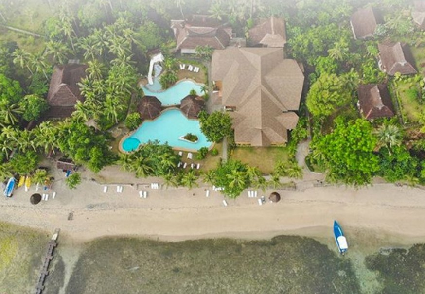 Hotel Coco Beach Resort (fotografie 1)