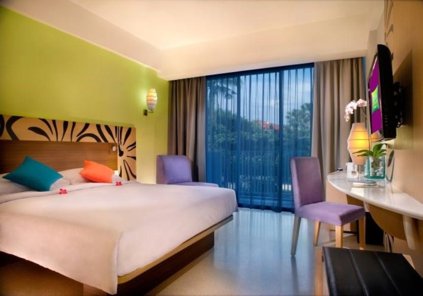 Hotel Ibis Style Benoa (fotografie 2)