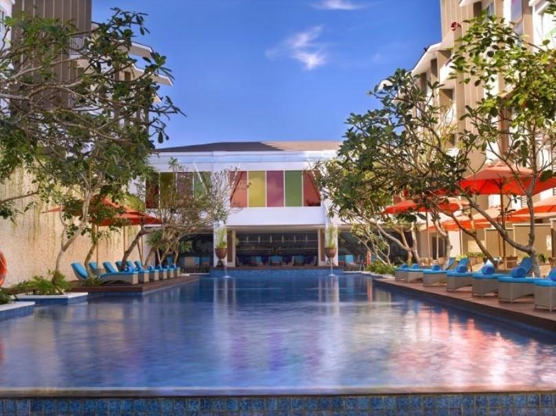 Hotel Ibis Style Benoa (fotografie 1)