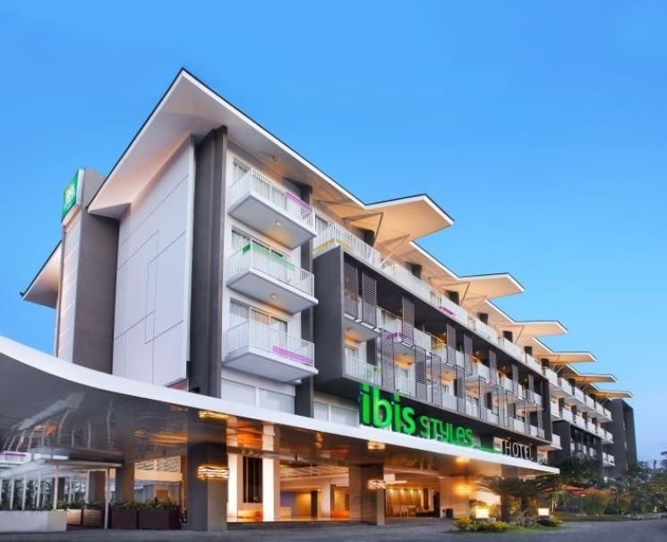 Hotel Ibis Style Benoa (fotografie 9)