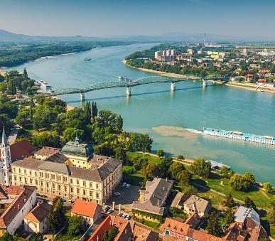 To nejlepší z Budapešti + Ostřihom + království vín Tokaj