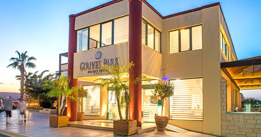 Hotel Gouves Park Holiday Resort (fotografie 8)