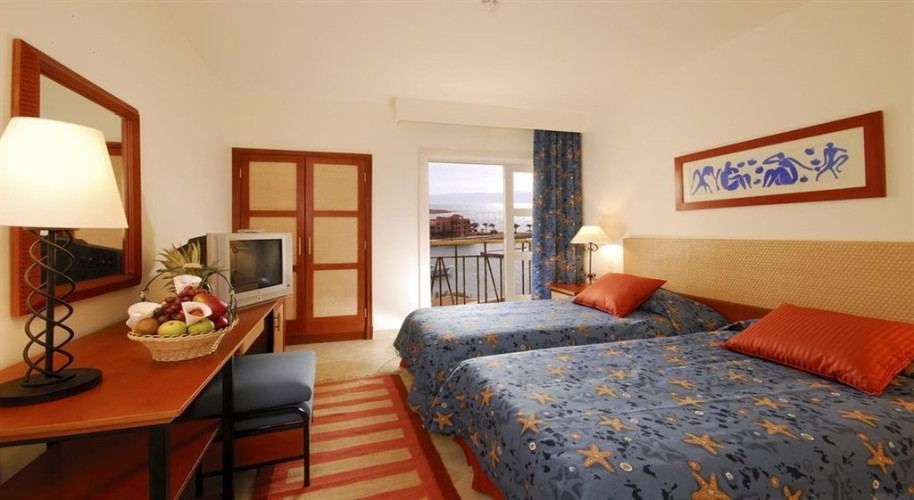 Hotel Marina Plaza Tala Bay Aqaba (fotografie 2)