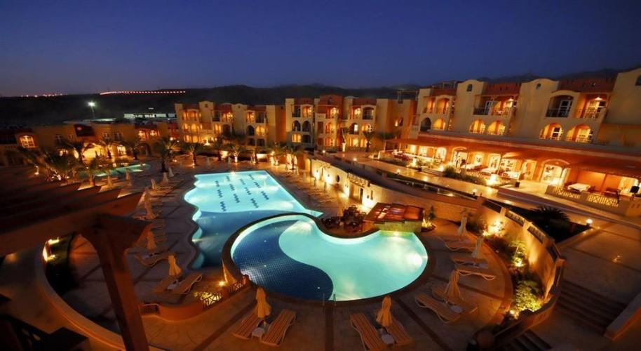 Hotel Marina Plaza Tala Bay Aqaba (fotografie 3)