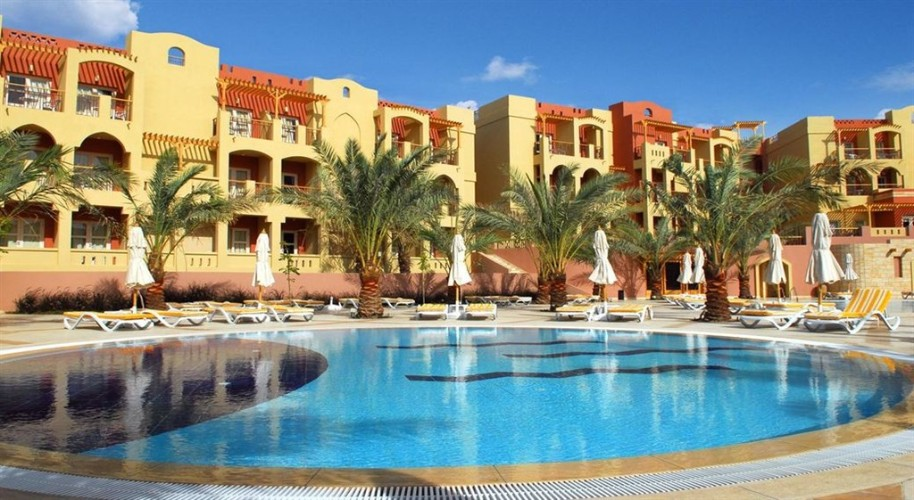 Hotel Marina Plaza Tala Bay Aqaba (fotografie 1)