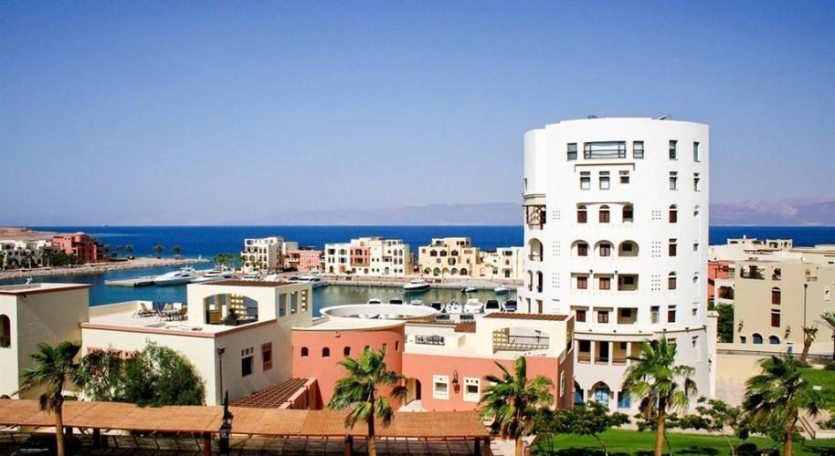 Hotel Marina Plaza Tala Bay Aqaba (fotografie 6)