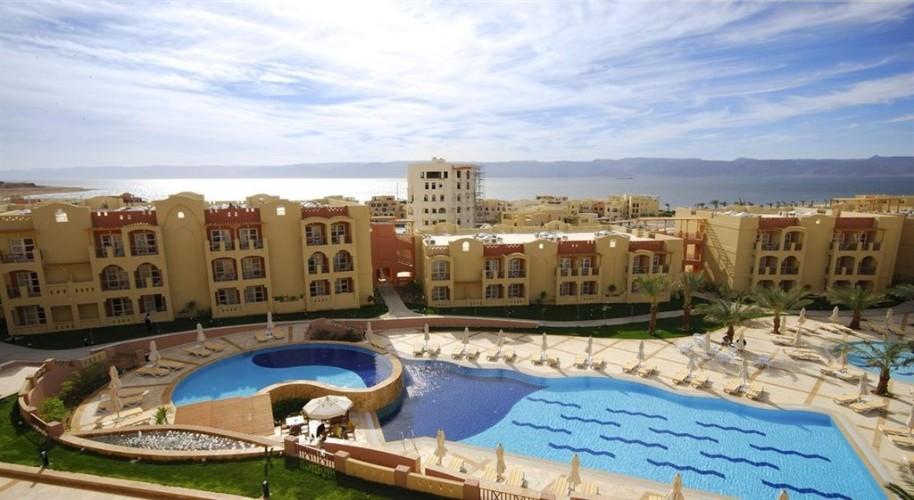 Hotel Marina Plaza Tala Bay Aqaba (fotografie 7)