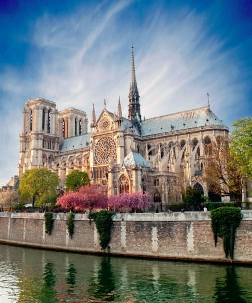 Nejkrásnější místa Paříže (fotografie 16)