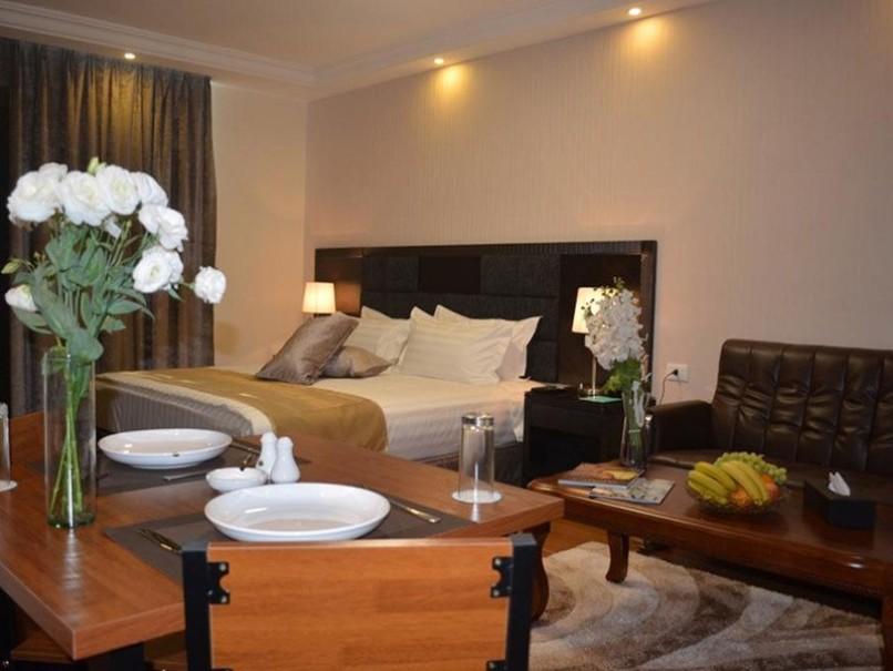 Tilal Al Madina Hotel Amman (fotografie 7)