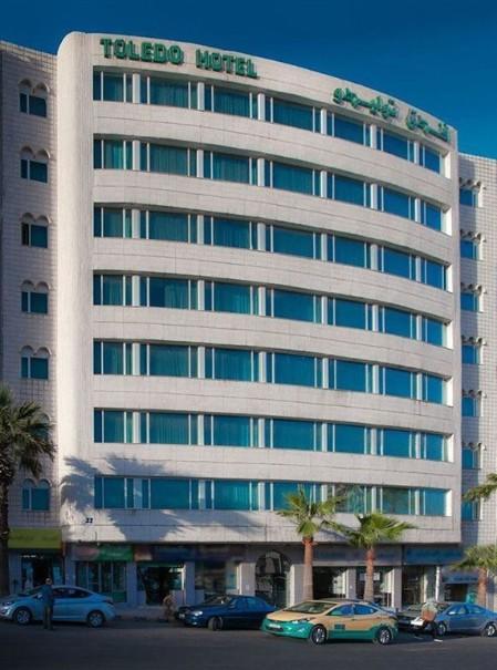 Toledo Hotel Amman (fotografie 1)