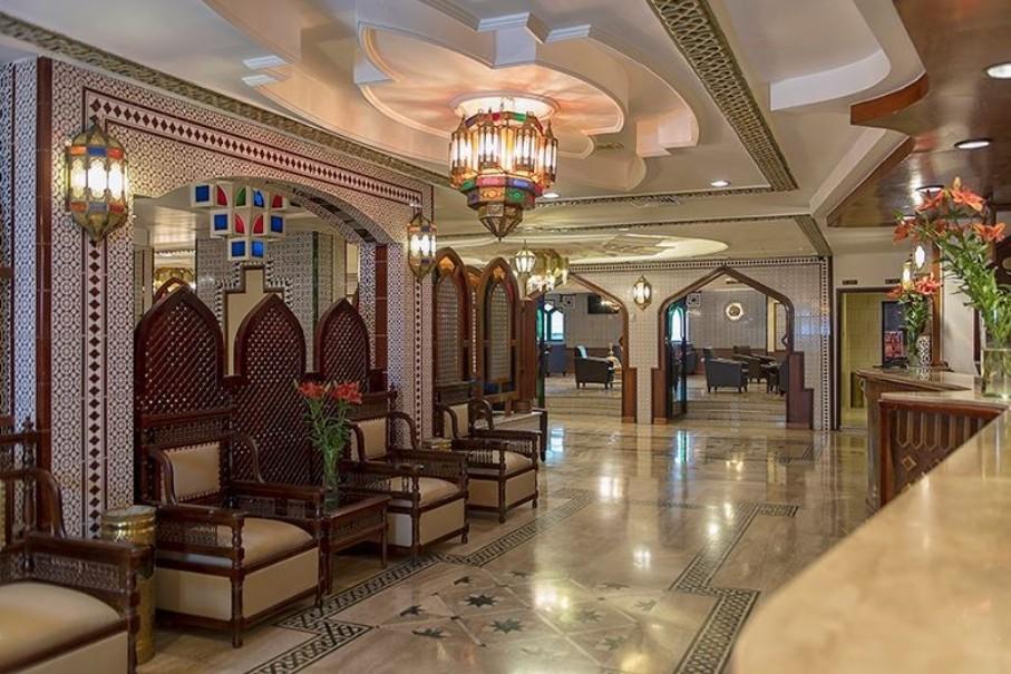 Toledo Hotel Amman (fotografie 11)