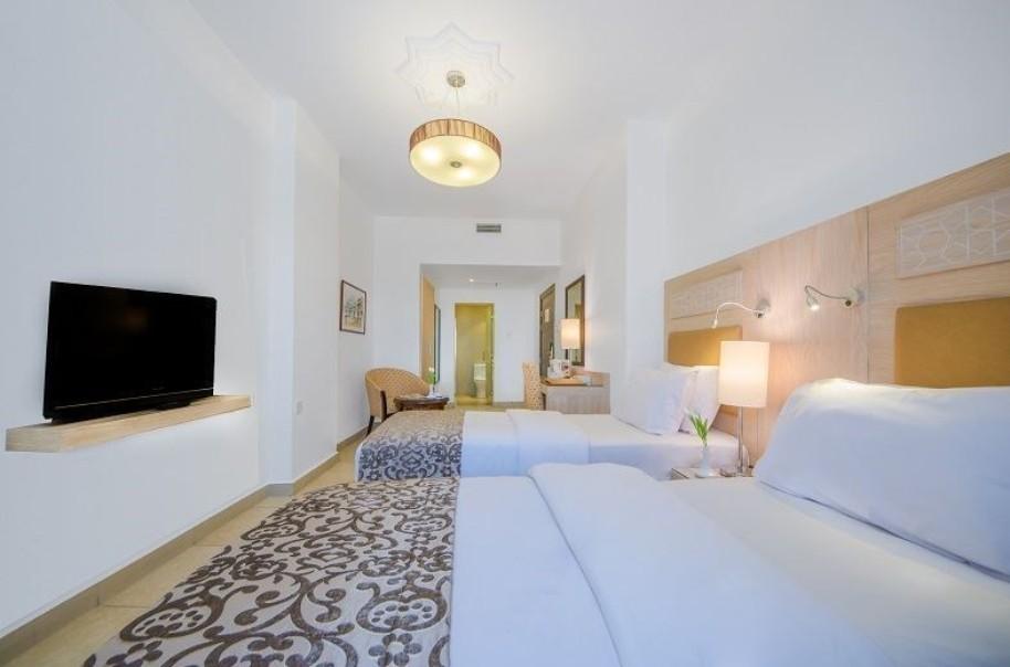 Toledo Hotel Amman (fotografie 12)