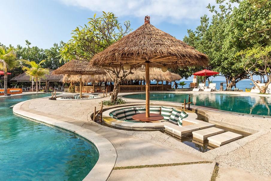 Hotel Taman Sari Bali Resort (fotografie 4)