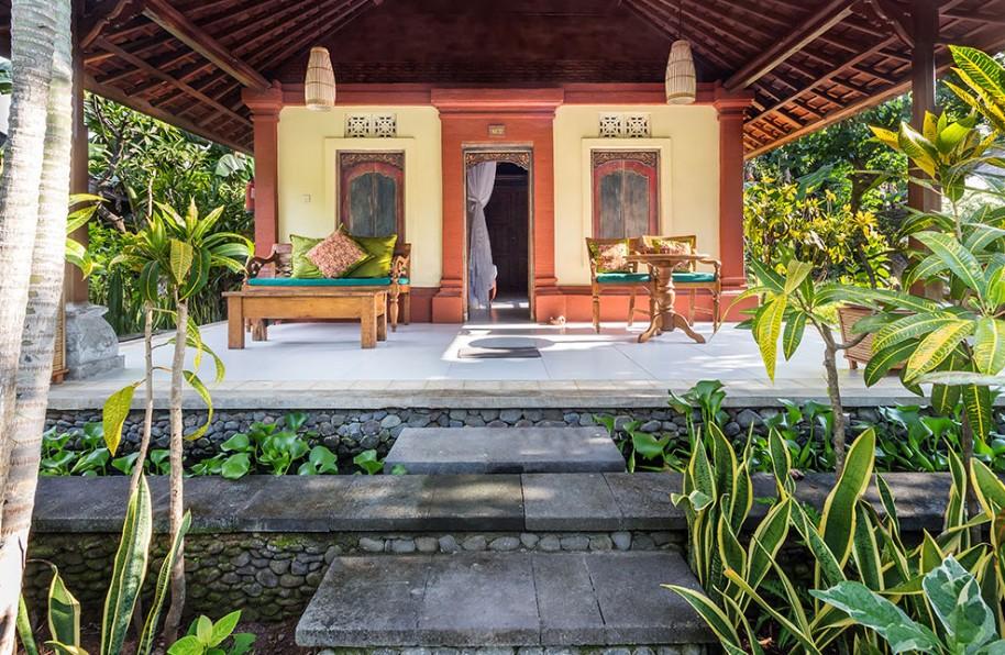 Hotel Taman Sari Bali Resort (fotografie 9)