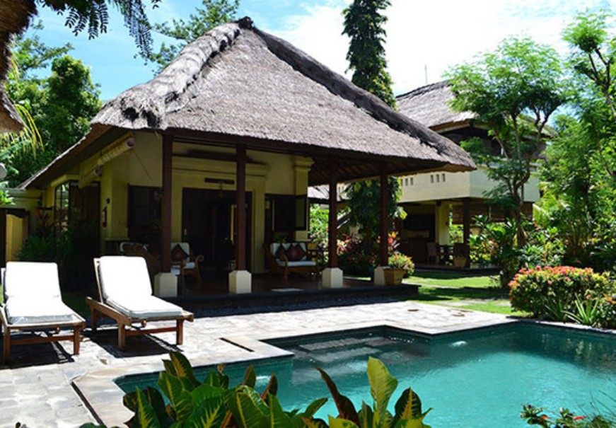 Hotel Taman Sari Bali Resort (fotografie 11)