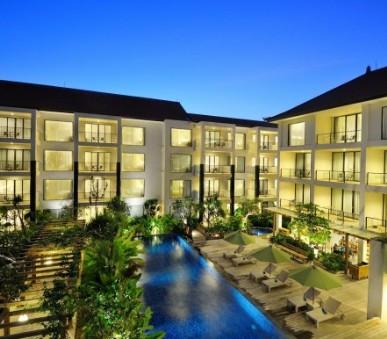 Taksu Hotel Sanur (hlavní fotografie)