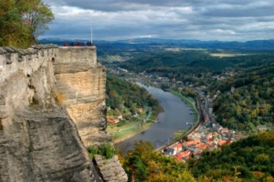 Čechy a Sasko - cesta za evropským vinařstvím (fotografie 2)