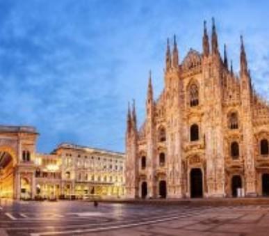 Milán letecky z Brna