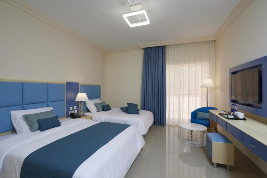 Hotel Smartine Ras Al Khaimah Beach Resort (fotografie 11)