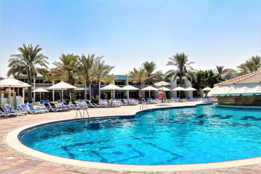Hotel Smartine Ras Al Khaimah Beach Resort (fotografie 13)