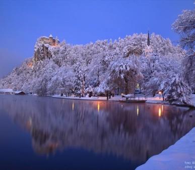 Advent ve Slovinsku