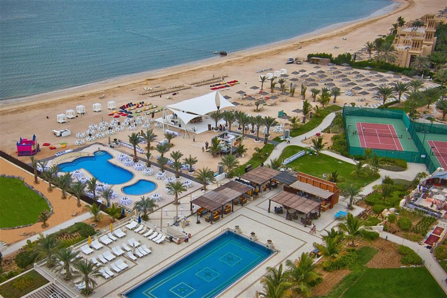 Hotel Al Hamra Residence & Village (fotografie 2)