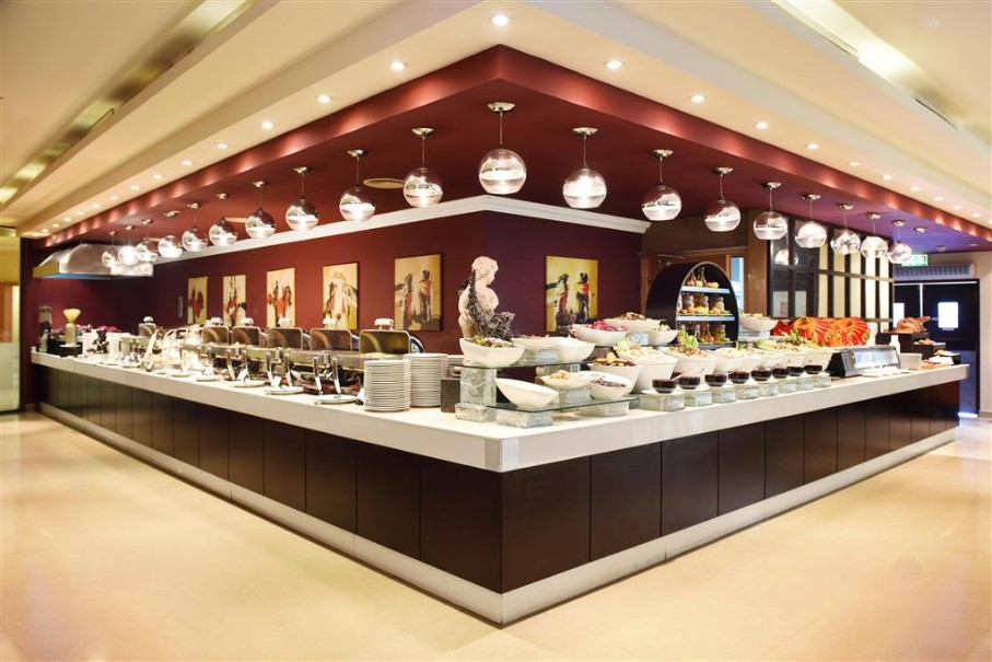 Hotel Al Hamra Residence & Village (fotografie 8)