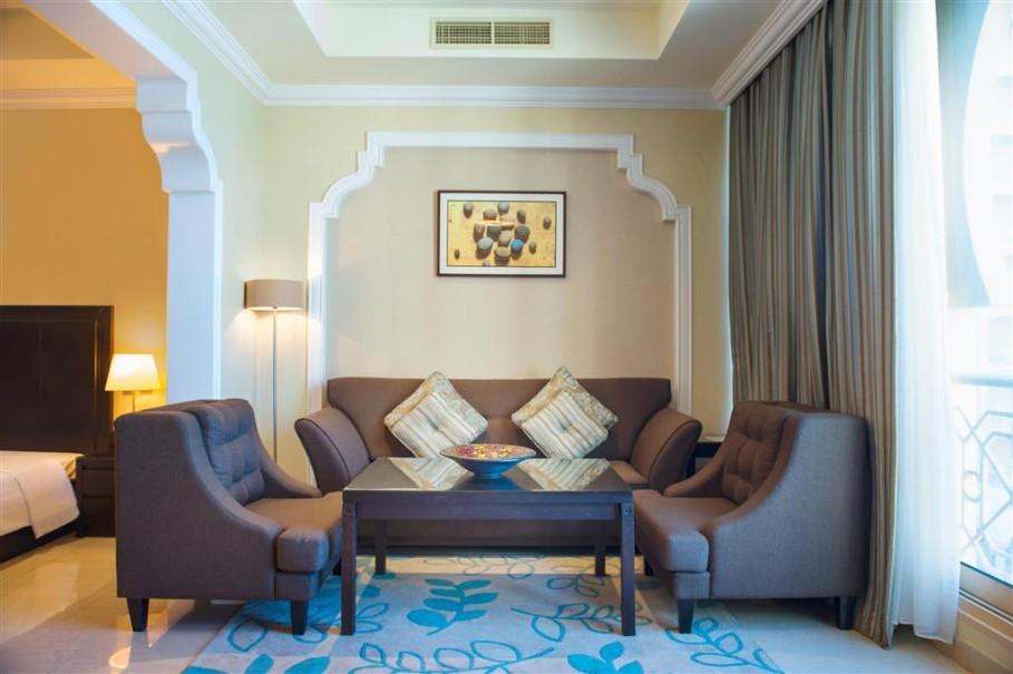 Hotel Al Hamra Residence & Village (fotografie 13)