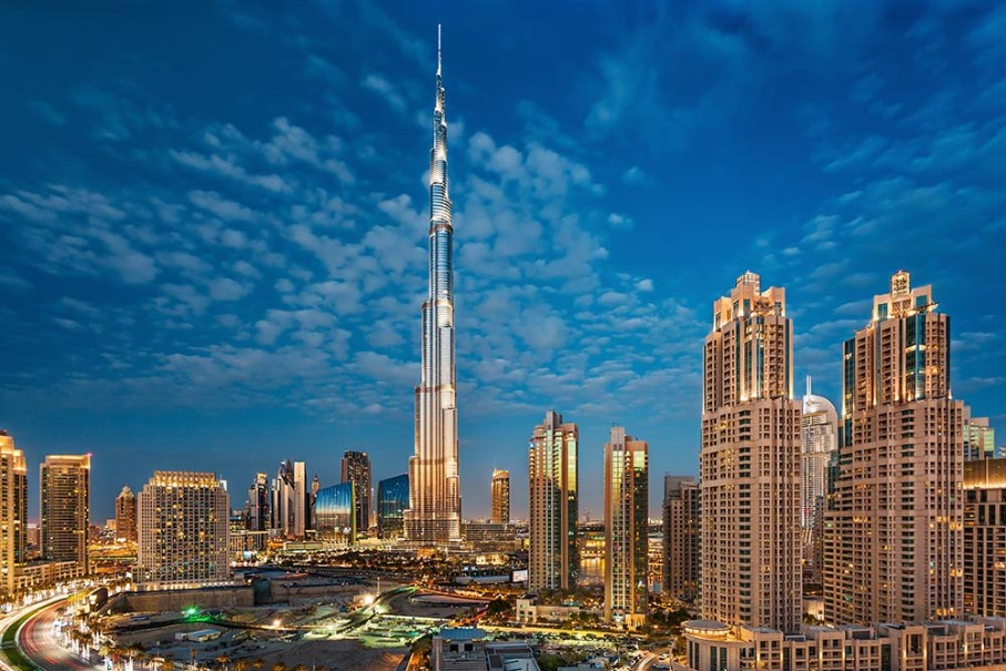 Perly Emirátů s koupáním - akce senior 50+ (fotografie 1)