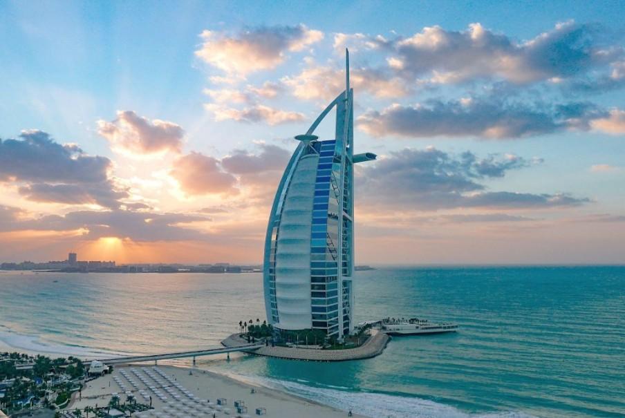 Perly Emirátů s koupáním - akce senior 50+ (fotografie 10)