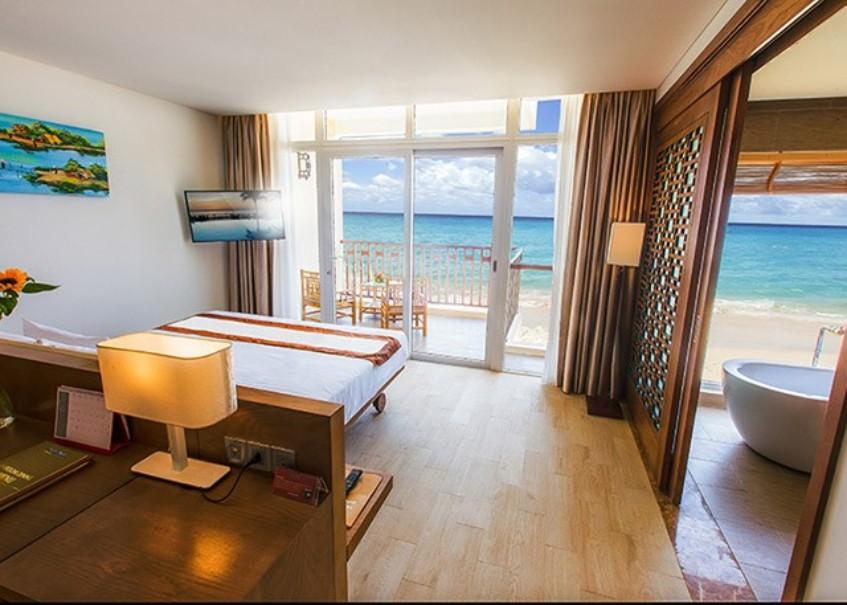 Hotel Centara Sandy Beach Resort Danang (fotografie 2)
