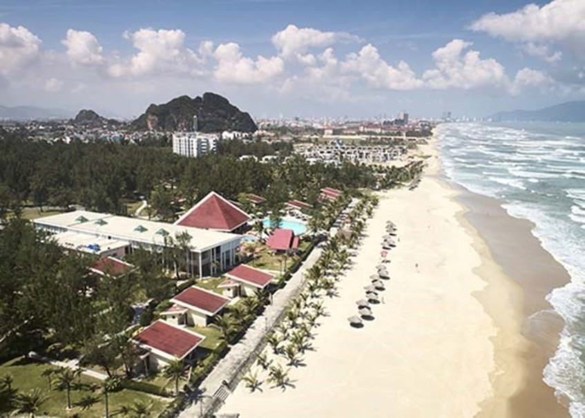 Hotel Centara Sandy Beach Resort Danang (fotografie 3)
