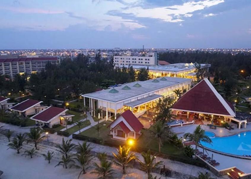 Hotel Centara Sandy Beach Resort Danang (fotografie 6)