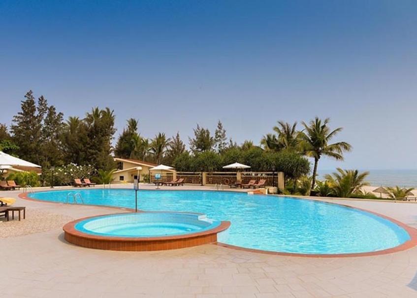 Hotel Centara Sandy Beach Resort Danang (fotografie 12)