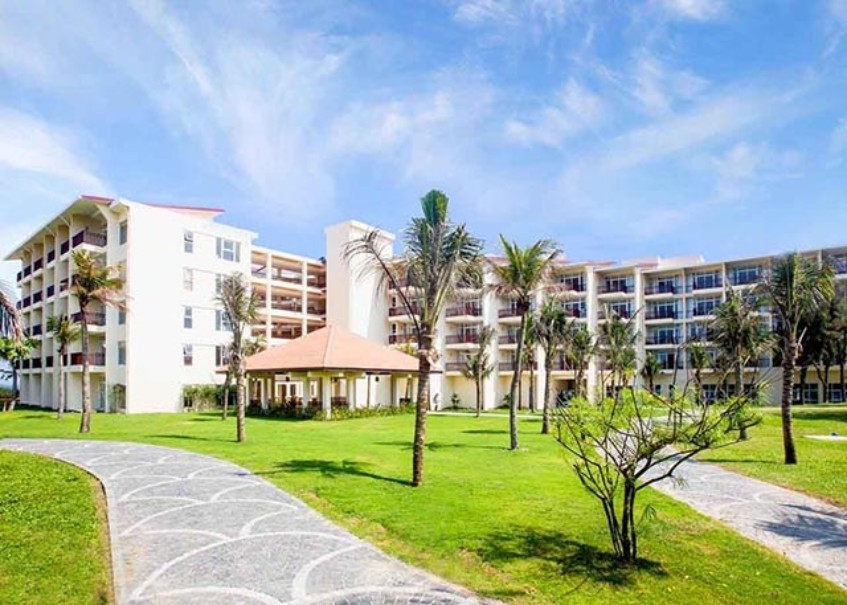 Hotel Centara Sandy Beach Resort Danang (fotografie 14)