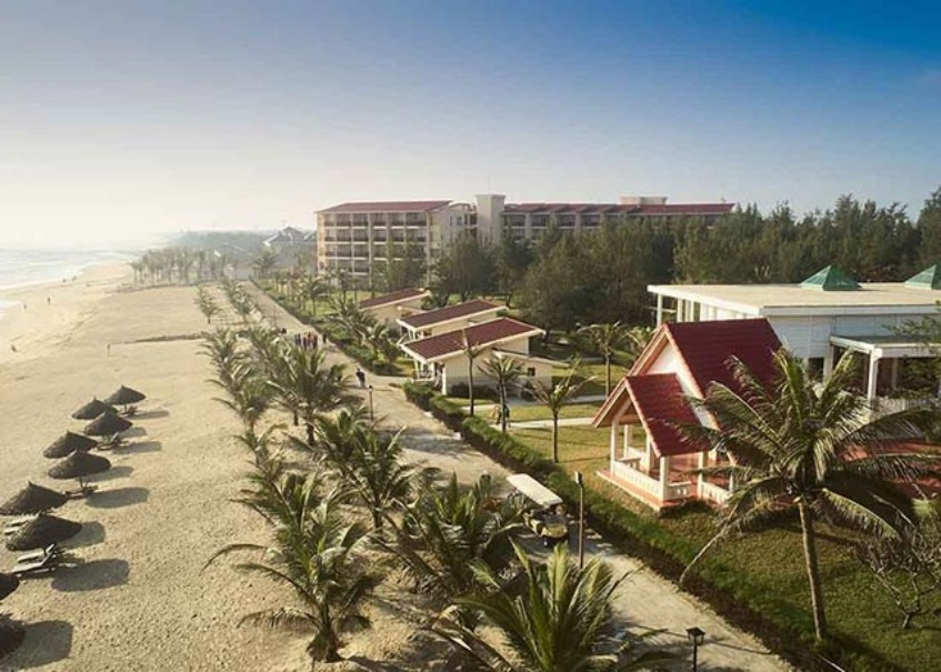 Hotel Centara Sandy Beach Resort Danang (fotografie 19)