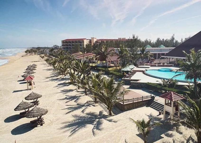 Hotel Centara Sandy Beach Resort Danang (fotografie 20)
